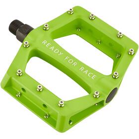 Cube RFR CMPT Flat Pedals grün